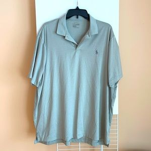 Polo by Ralph Lauren xl performance grey dry fit